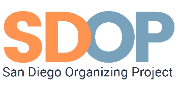 San Diego Organizing Project logo
