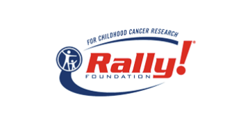 Rally Foundation for Childhood Cancer Research logo