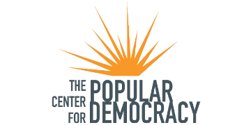 Center for Popular Democracy logo