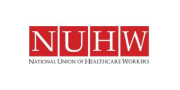 National Union of Healthcare Workers logo