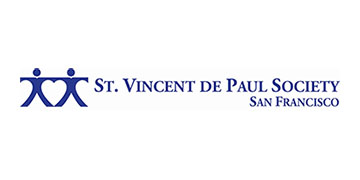St. Vincent de Paul Society of SF logo