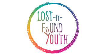 Lost-n-Found Youth logo