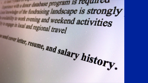 Asking too much: Is salary history fair game?