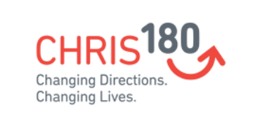 CHRIS 180 logo