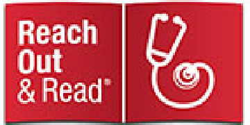 Reach Out and Read Georgia logo