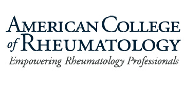 American College of Rheumatology logo