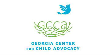 Georgia Center for Child Advocacy (GCCA) logo