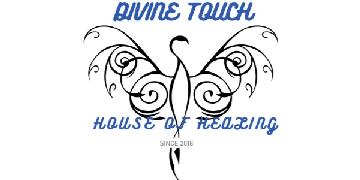 Divine Touch House of Healing  logo