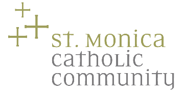 St. Monica Catholic Community logo