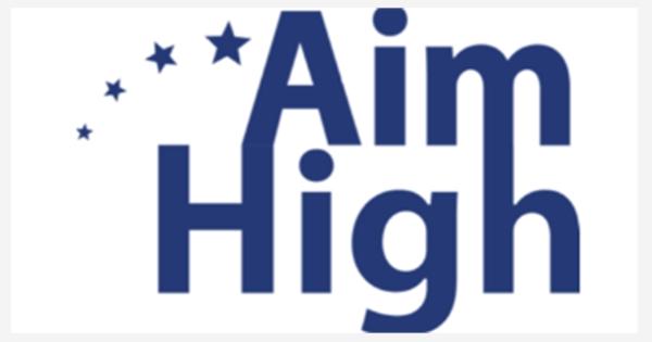 Logo for Aim High Management - Stiann