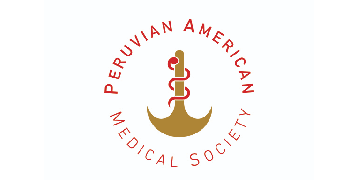 Peruvian American Medical Society logo