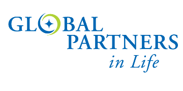 Global Partners in Life logo