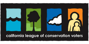 The California League of Conservation Voters (CLCV)  logo