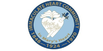 Immaculate Heart Community logo