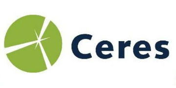 Ceres - Investors and environmentalists for sustainable prosperity logo