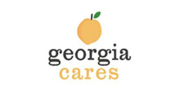 Georgia Cares logo