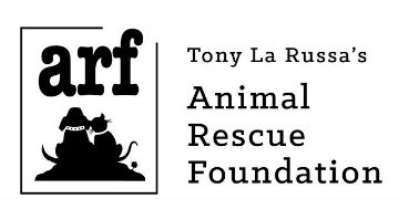 Tony La Russa's Animal Rescue Foundation (ARF) logo