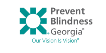 Prevent Blindness Georgia logo