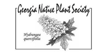 Georgia Native Plant Society logo