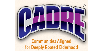CADRE, Inc. (Communities Aligned for Deeply Rooted Elderhood) logo