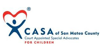 CASA of San Mateo County logo