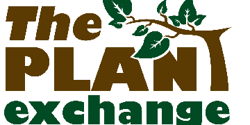The Plant Exchange logo