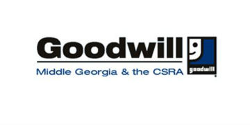 Goodwill Industries of Middle Georgia and the CSRA logo